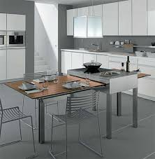 kitchen table ideas for small kitchens modern tables for small kitchens show adjustable multifunctional
