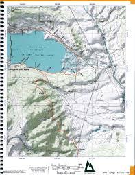 Salida Colorado Map by The Collegiate Loop Map Book
