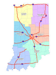 Chicago Toll Roads Map by Indot Report A Pothole