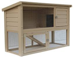 Rabbit Hutch Instructions Ecoflex Columbia Rabbit Hutch New Age Pet The Best For Your Pet