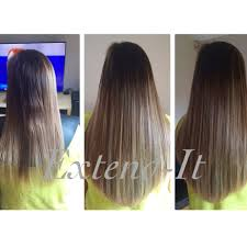 Keratin Tipped Hair Extensions by Re Tipping Hair Extensions Om Hair