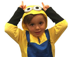 Minions Halloween Costumes Adults Minion Costume Etsy