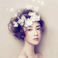 flower for hair luxury thick lace flower hair accessories wedding headpiece bridal