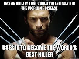 Wolverine Picture Meme - wolverine memes quickmeme
