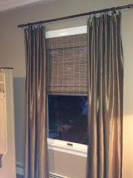 Home Decorators Blinds Home Depot Home Decorators Collection Cut To Width Driftwood Flatweave Bamboo