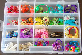 hair accessories organizer organize your hair accessories the idea room