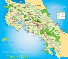 Maps Update 21051488 Washington State by Maps Update 24742174 Travel Map Of Costa Rica U2013 Costa Rica Maps