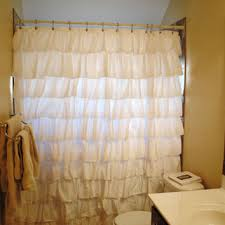 Shower Curtain Sale Best Ruffle Shower Curtain Products On Wanelo