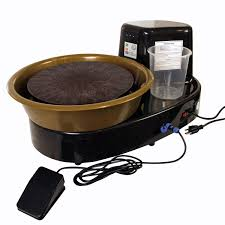 amazon com u s art supply table top pottery wheel with lcd wheel