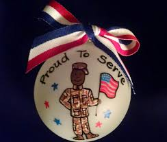 military military ornament gifts for veterans veterans gifts