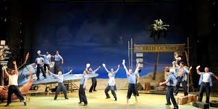 performance lexus of lincoln a south pacific love affair lexus broadway series opens at the