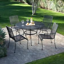 furniture black wrought iron outdoor furniture with wrought iron patio ideas white wrought iron patio table and chairs wrought