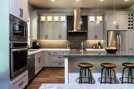 apartments gray cabinet kitchens fascinating ideas about gray
