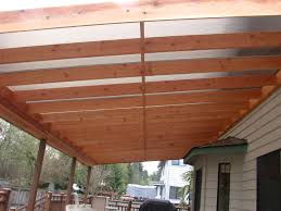 Roofing A House by Endearing 10 Patio Roof Materials Design Inspiration Of Patio