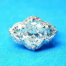 oval cut diamond certified 3 00ct h colour loupe clean oval cut diamond ring with