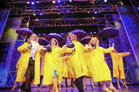 Winter Garden Theather Florida Review A Charlie Brown Christmas The Magazine Elgin Winter