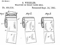 Toilet Paper Roll Meme - patent shows right way to hang toilet paper business insider