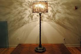 Antique Floor Lamps Incredible Floor Lampshades Vintage Floor Lamps Brisbane Also