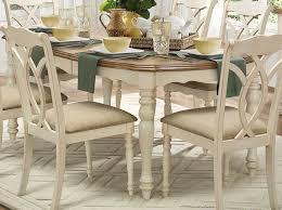 homelegance azalea dining set antique white 5145 dining set