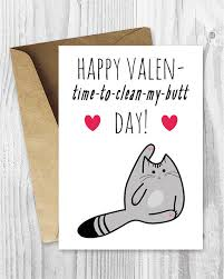 valentines day cards for friends card printable valentines day card cat