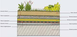 come realizzare un giardino pensile tetto verde estensivo calabreseprogetti