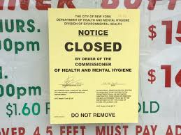 Chinese Buffet Long Island by Large Chinese Restaurant On 48th Street Temporarily Closed By