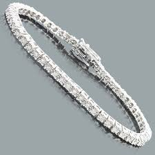 sterling silver bracelet with diamond images How to avoid looking tacky with jewelry shopping community online jpg