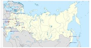 russia football map football map