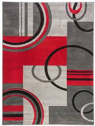 Modern Grey Rug by Amazon Com Well Woven Ruby Galaxy Waves Contemporary 60010 Area