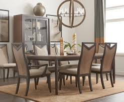 legacy classic urban rhythm 8 piece dining set wayside furniture