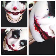 10 creepy clown halloween makeup ideas that will make your bravest