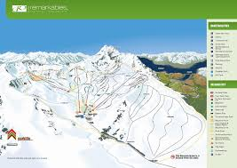 New Zealand Map Skiing In New Zealand The Unofficial Guide To Nz Ski Fields