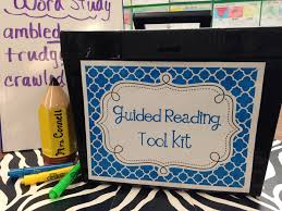 all in one guided reading tool kit scholastic