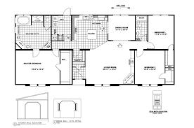 3 bedroom trailer floor plans clayton e home floor plans