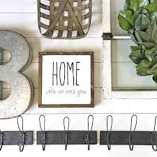 home where our roots grow home sweet home signs wooden rustic