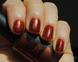 soft orange polish nail design cute nail polish ideas for summer