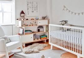 meubles chambre bébé 30 idées pour votre chambre enfant en blanc