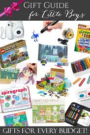 creative gifts for creative gifts for boys gift guide tried true