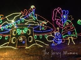 Turtle Back Zoo Light Show by The Jersey Momma Fun Christmas Attractions In New Jersey And