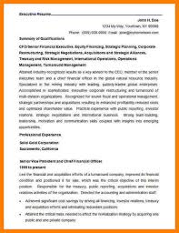 Accountant Resume Templates Finance Resume Templates Homey Inspiration Entry Level Finance