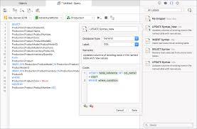 query membuat tabel di sql navicat for sql server manage design manipulate your database