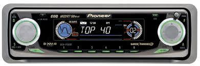 deh p3600 pioneer electronics usa