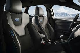 Ford Escape Inside - 2017 ford focus rs style and interior features akins ford