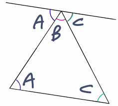 The Sum Of Interior Angles The Sum Of The Interior Angles Of Every Triangle Is 180 U2014 Steemit