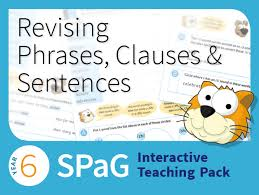 year 5 spag interactive teaching pack relative clauses by