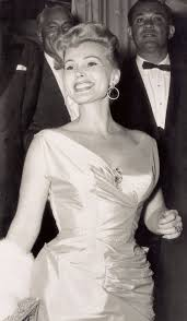 47 best zsa zsa gabor images on pinterest gabor sisters zsa zsa