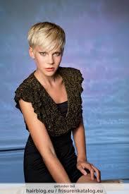Kurzhaarfrisuren Damen Blond Bilder by Kurzhaarfrisuren Damenfrisuren In Blond Bei Frisuren Org