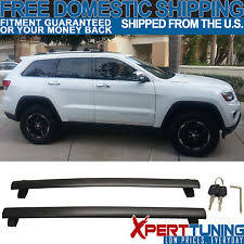 jeep grand cross rails fit for 12 2015 jeep grand removable roof rack cross