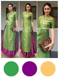 pink colour combination dresses 5 fresh colour combinations to try m for moderas