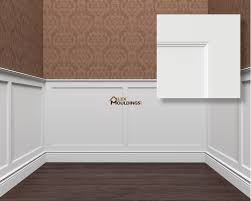 Wall Paneling by Traditional Wall Paneling Flat Panel Panels Wainscoting Raised